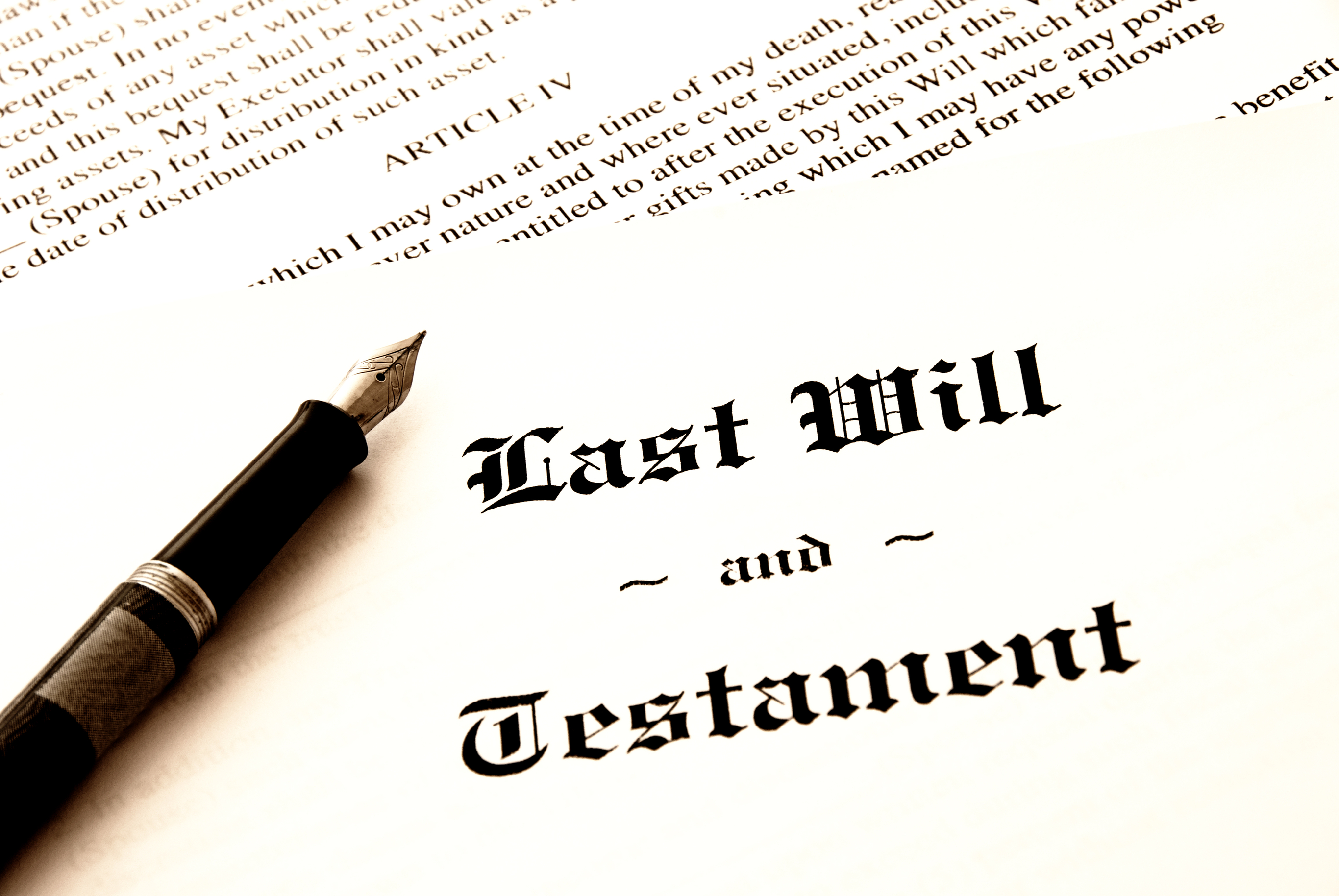 what does an accountant do in estate planning